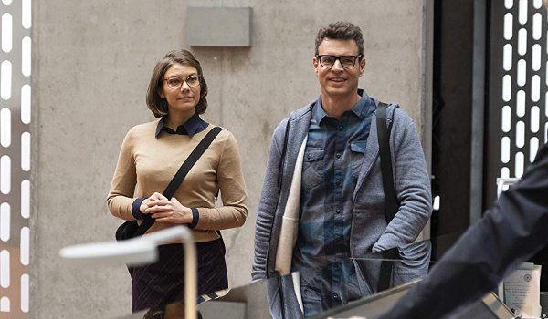 Whiskey Cavalier - The English Job television review