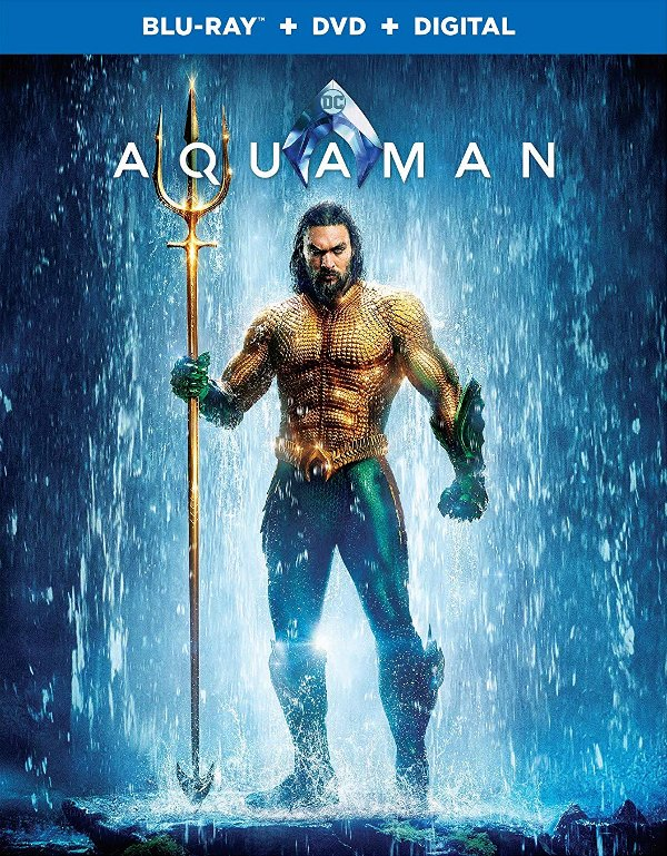 Aquaman Blu-ray review