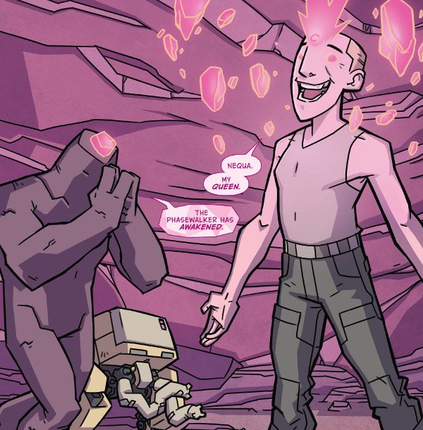 Atomic Robo & the Dawn of a New Era #4