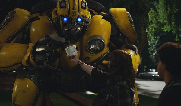 Bumblebee DVD review