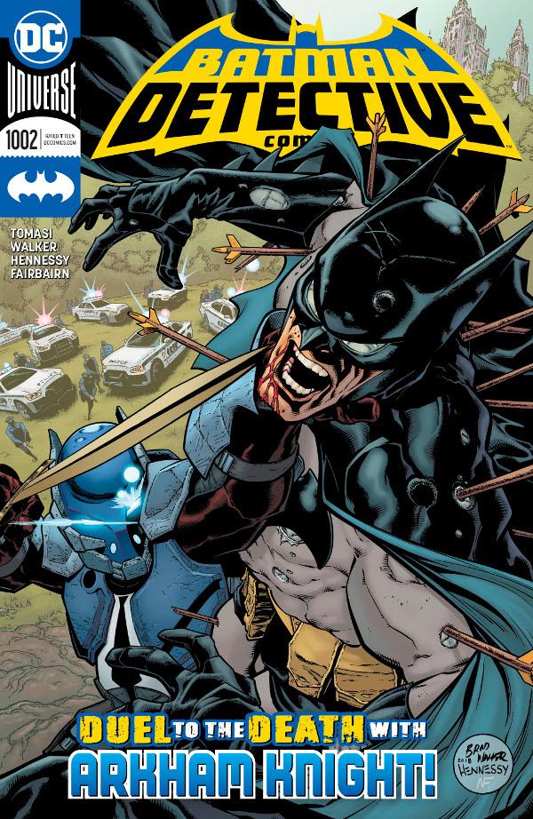 Detective Comics #1002 comic review