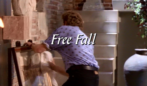 Highlander - Free Fall television review