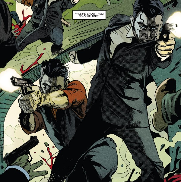 James Bond 007 #6 comic review