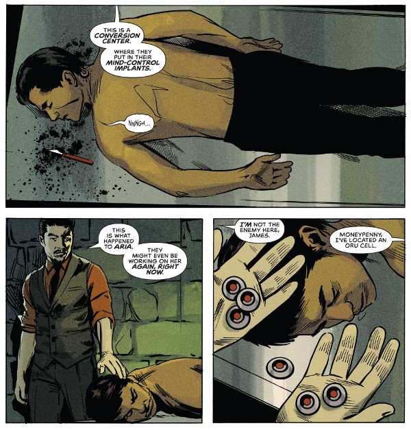 James Bond 007 #6 comic review
