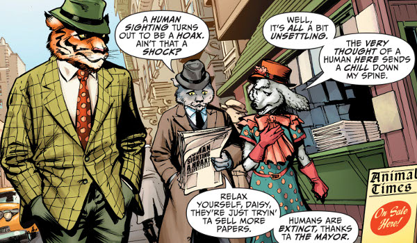 SHAZAM! #4 comic review