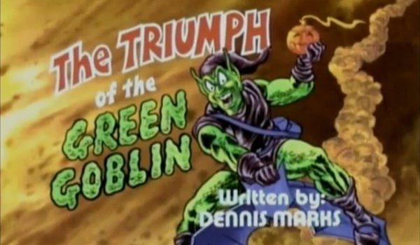 Spider-Man and His Amazing Friends - The Triumph of the Green Goblin television review
