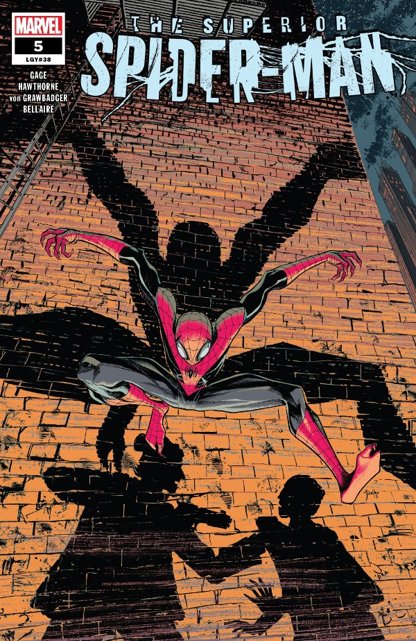 The Superior Spider-Man #5 comic review