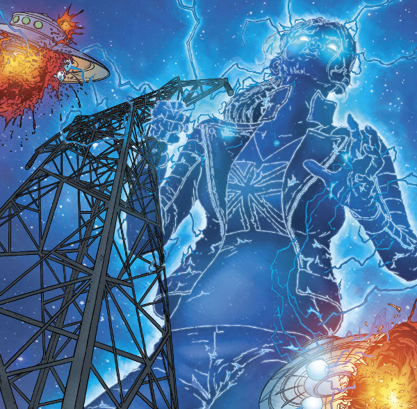 The Wild Storm #22 comic review