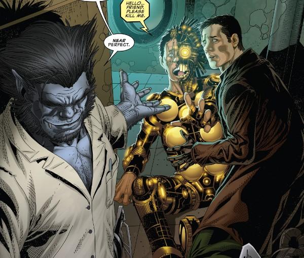 Uncanny X-Men #15 comic review