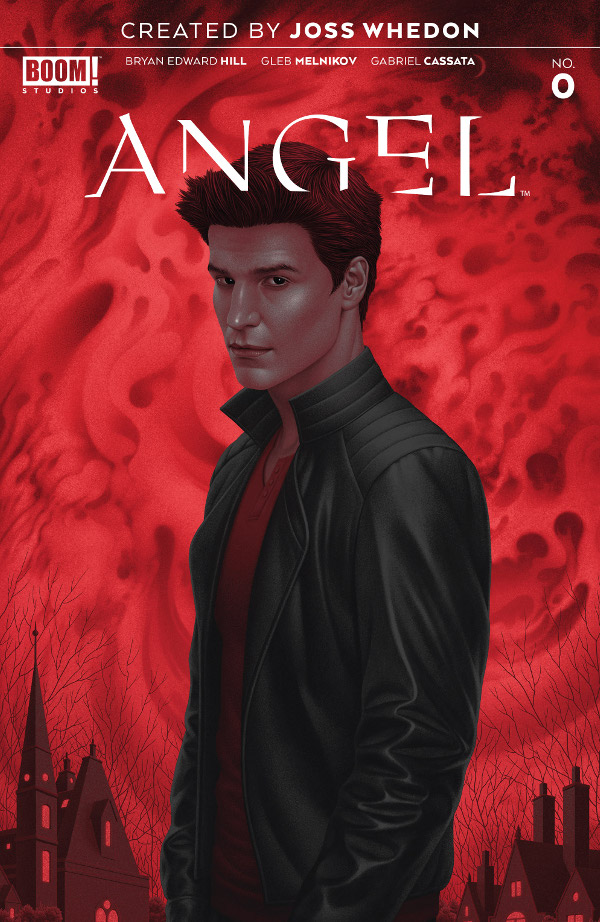 Angel #0 comic review