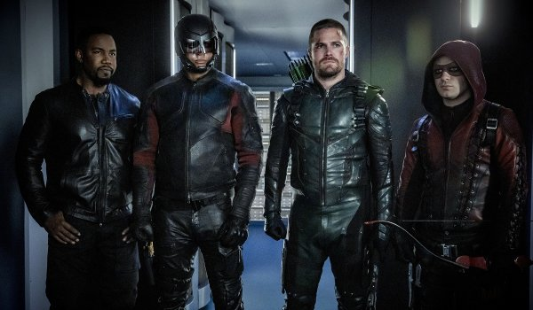 Arrow - You Have Saved This City television review