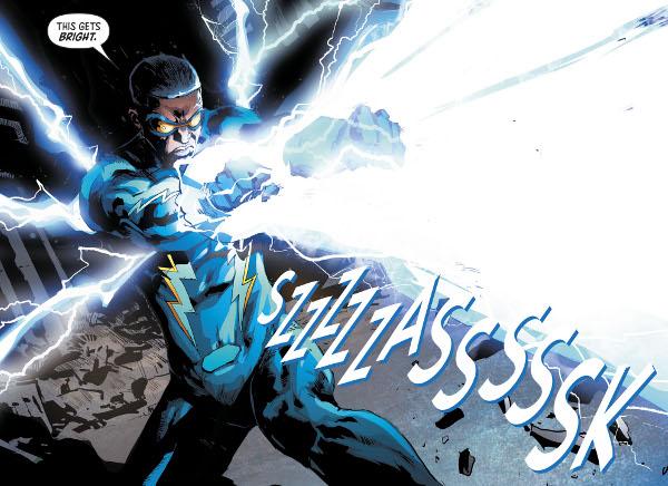 Batman & the Outsiders #1 comic review