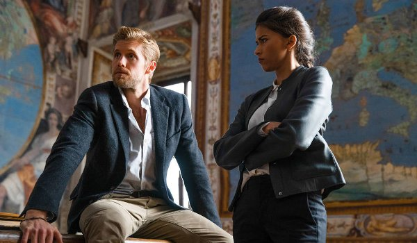 Blood & Treasure - The Curse of Cleopatra television review