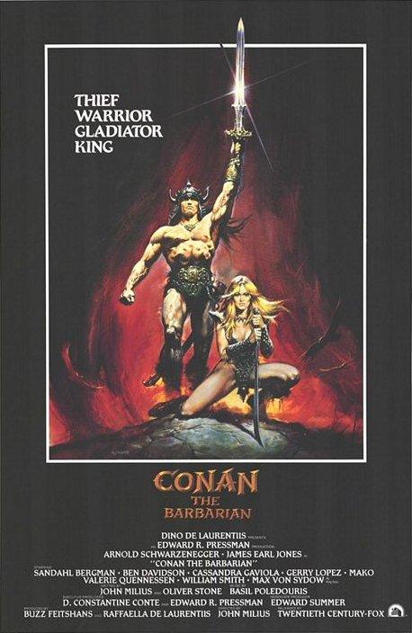 Conan the Barbarian review