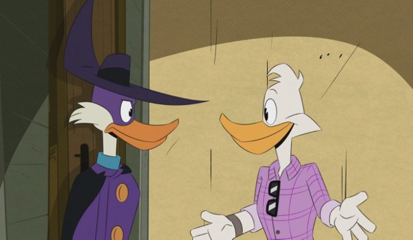 DuckTales - The Duck Knight Returns! television review