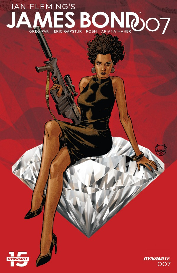 James Bond 007 #7 comic review