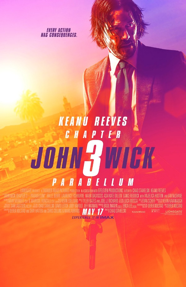 John Wick: Chapter 3 - Parabellum movie review