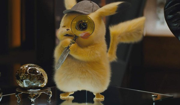 Pokémon Detective Pikachu movie review