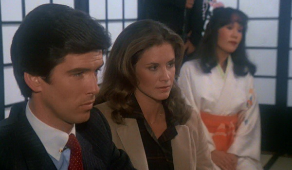 Remington Steele - You're Steele the One for Me television review
