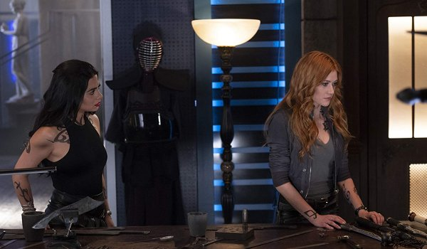 Shadowhunters - Alliance / All Good Things... television review