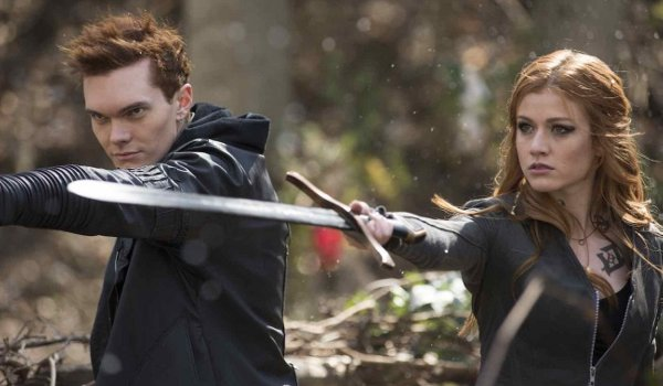 Shadowhunters - City of Glass television review