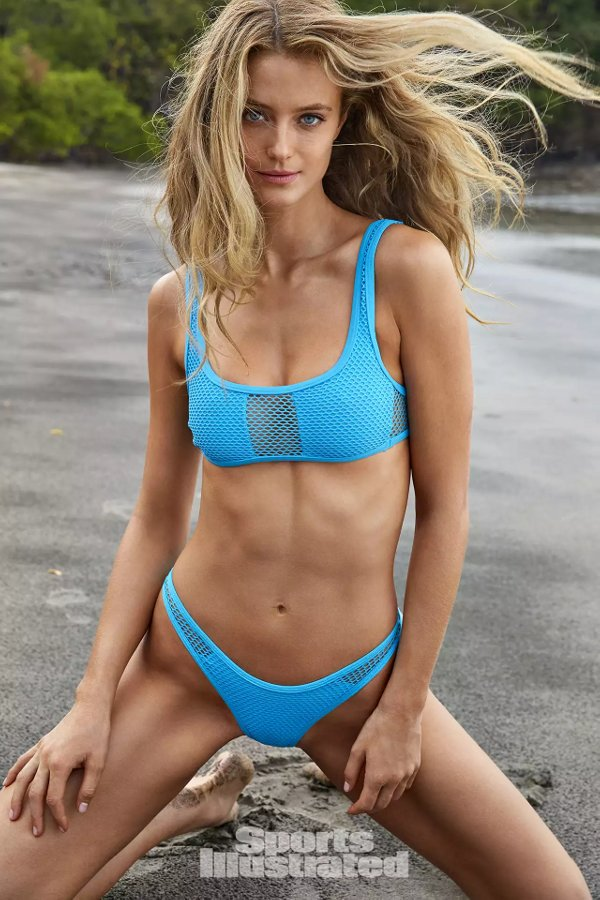 Swimsuit Model Kate Bock