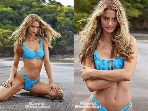 Swimsuit Model Kate Bock