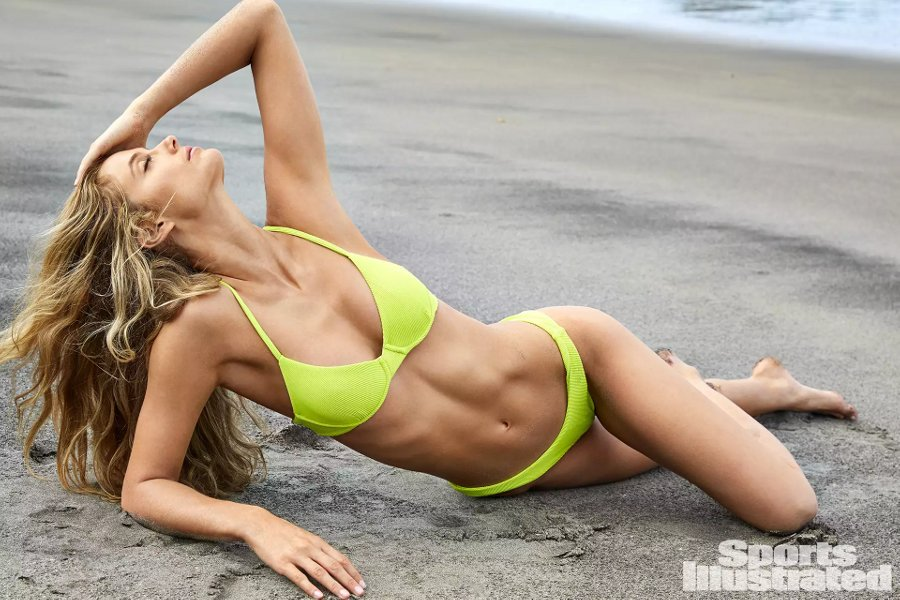 Sports Illustrated 2019 Swimsuit Model Kate Bock