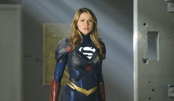 Supergirl - The Quest for Peace television review