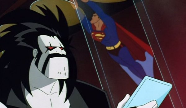 Superman: The Animated Series - The Main Man TV review