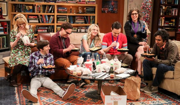 The Big Bang Theory - The Stockholm Syndrome television review