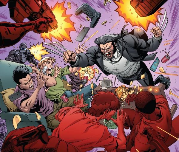 Uncanny X-Men #17 comic review