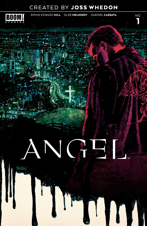 Angel #1 comic review