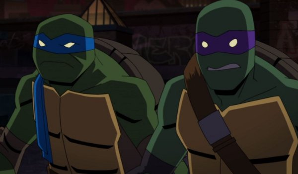 Batman vs Teenage Mutant Ninja Turtles Blu-ray review
