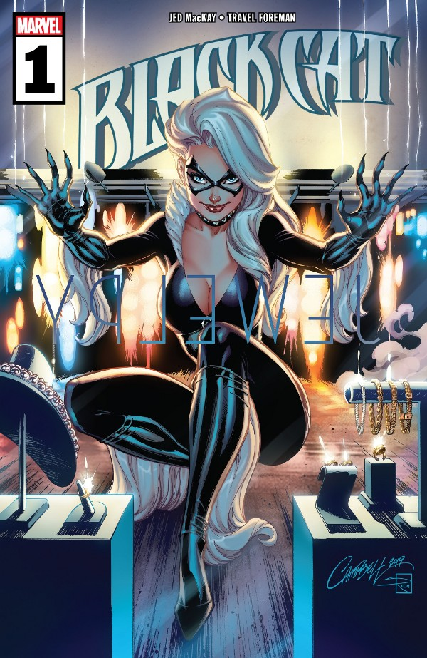 Black Cat #1 comic review