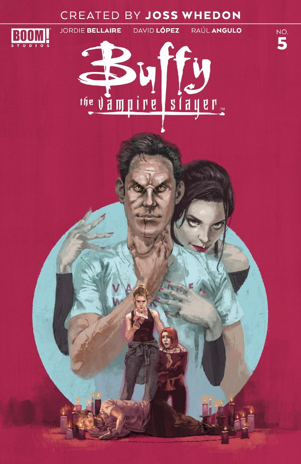 Buffy the Vampire Slayer #5 comic review