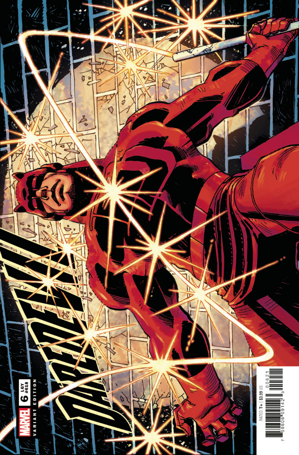 Daredevil #6 comic review