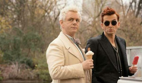 Good Omens - Hard Times / Saturday Morning Funtime TV review