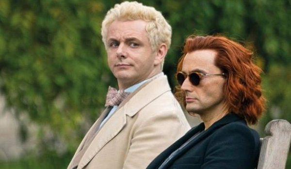 Good Omens - In The Beginning television review