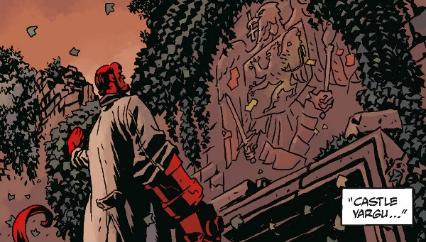Hellboy and the B.P.R.D.: The Beast of Vargu comic review