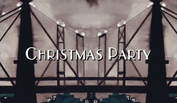 A Nero Wolfe Mystery - Christmas Party TV review