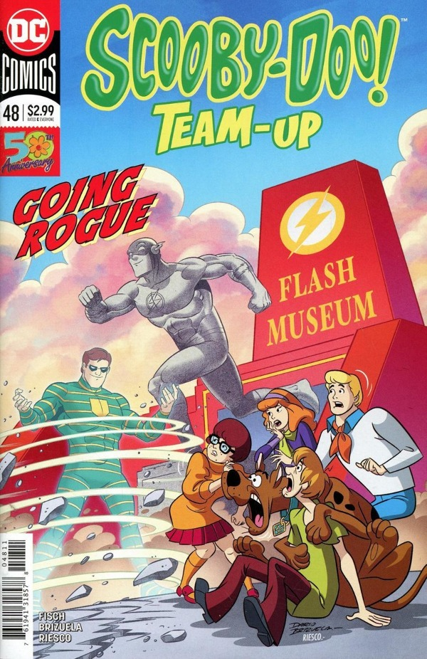 Scooby-Doo! Team-Up #48 comic review
