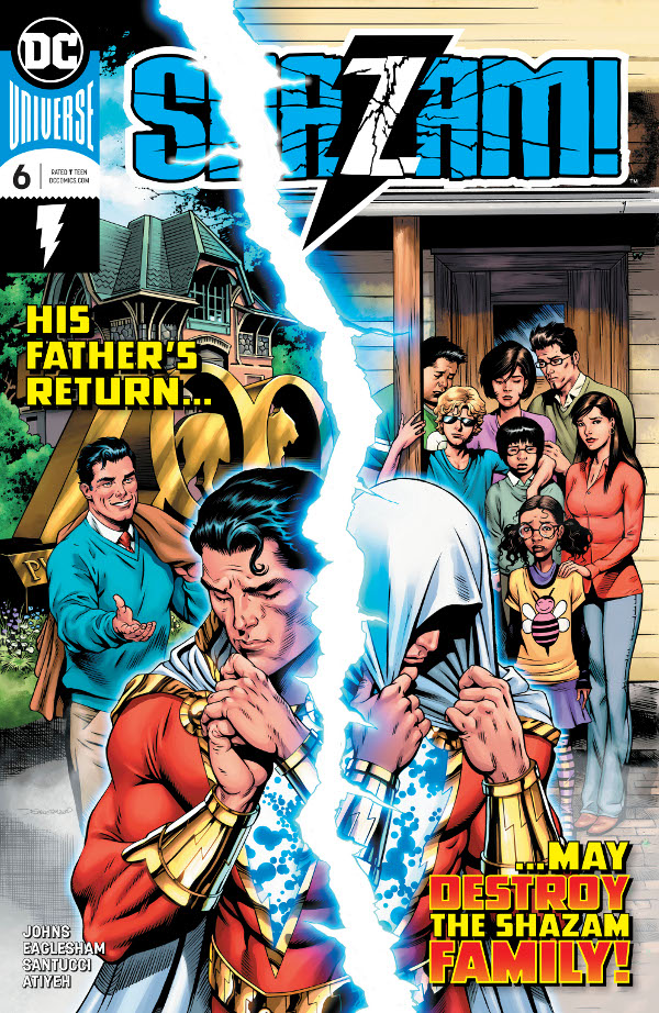 SHAZAM! #6 comic review