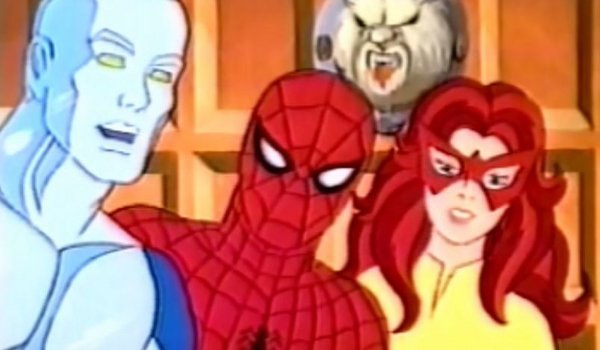 Spider-Man and His Amazing Friends - 7 Little Superheroes TV review