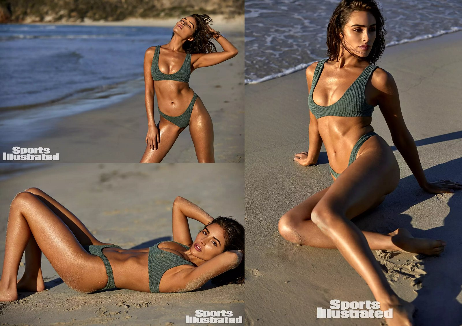 Sports Illustrated 2019 Swimsuit Model Olivia Culpo