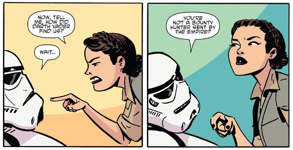 Star Wars Adventures #22 comic review