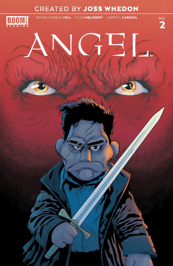 Angel #2 comic review