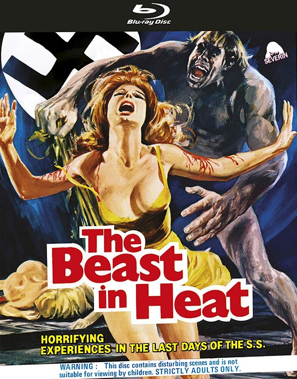 The Beast in Heat Blu-ray review