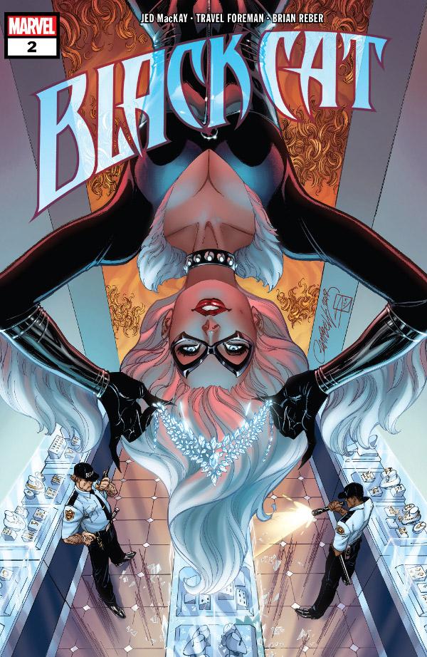 Black Cat #2 comic review