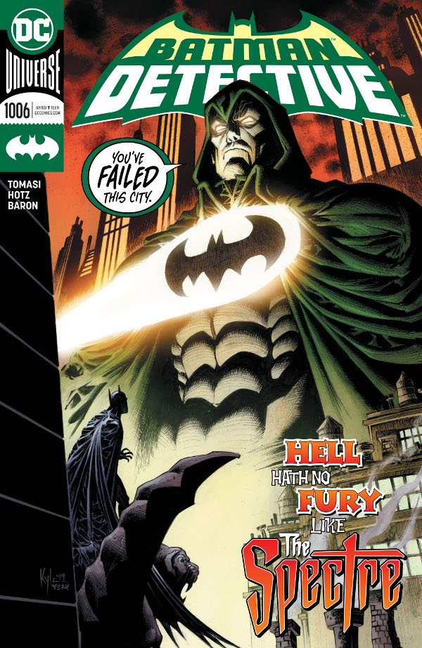Detective Comics #1006 comic review